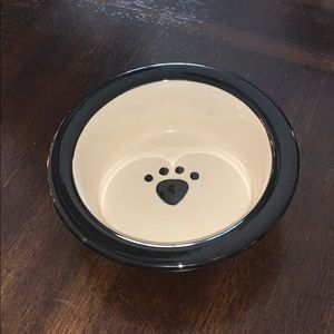Small Dog Bowl NWOT